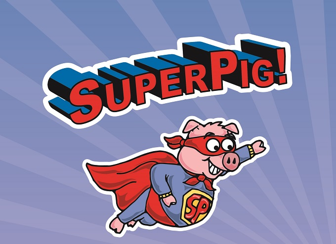 Superpig Home